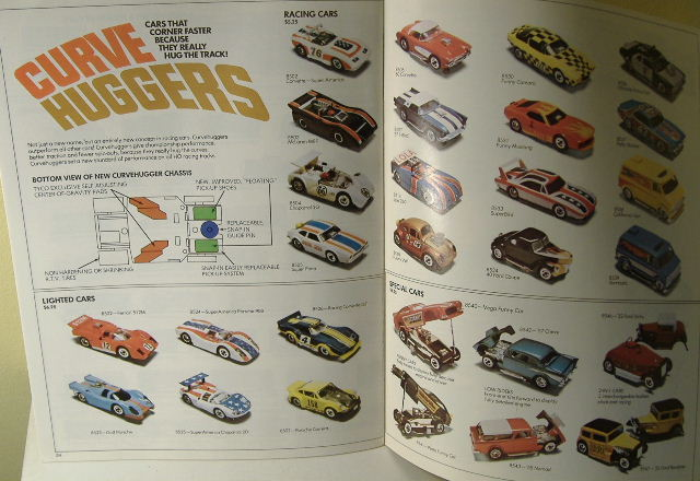 slot car catalogs from aurora and tyco  page 1