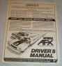 AFX '79 Drivers Manual
