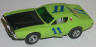 AFX Dodge Charger stocker, lime green