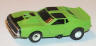 Johnny Lightning Javelin prostock in lime with black