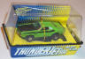 Johnny Lightning Cuda in lime