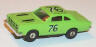 Johnny Lightning Ford Fairlane in lime green