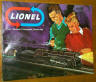 Lionel 1966 catalog with 8 pages of slot cars.