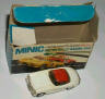 Minic boxed Mercedes Benz 330 SL, white