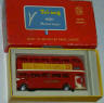 Minic Shell doubledecker bus in box
