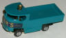 Minic Steam Lorry truck in turquoise-blue