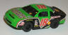 Tyco Monte Carlo Bobby Labonte Interstate Batteries stock car in green with black and red #18